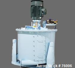 """Reconditioned- Delaval ATM 48"""" x 30"""" Perforated Basket Hemp Centrifuge"""