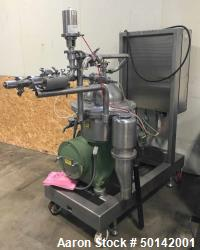 Used- Wesfalia SB-14-06-576 Desludger Disc Centrifuge for Cannabis and Hemp