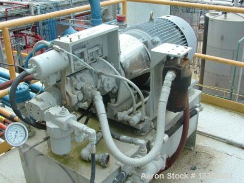 Used- Ametek Mark III Perforated Basket Centrifuge