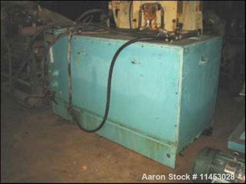 Used- Stainless Steel Delaval Solid Wall Basket Centrifuge