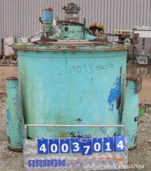 Used- ATM Perforated Basket Centrifuge