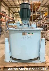 "Used- Delaval ATM 48"" x 30"" Perforated Basket Centrifuge"