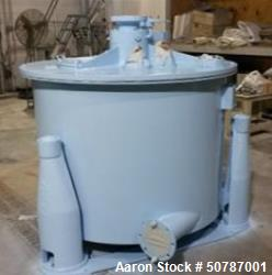 "Reconditioned- Delaval/ATM 48"" x 30"" Perforated Basket Centrifuge"