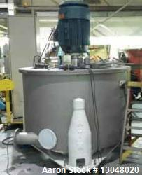 "Reconditioned- Sanborn 60"" x 30"" Perforated Basket Centrifuge"