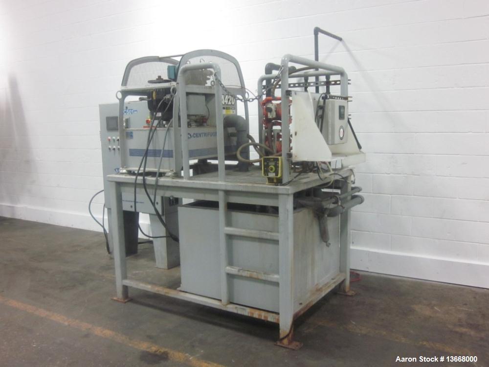 Used- US Centrifuge, Model A420