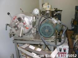 Used- Krauss Maffei Model HZ-25 Horizontal Peeler Centrifuge
