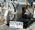 USED: Baker Perkins peeler centrifuge, model HS-36. 304 stainless steel product contact areas. 36
