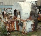 Used- Sharples Model C-41 Super-D-Hydrator Continuous Centrifuge, 316 Stainless Steel, Horizontal. 41