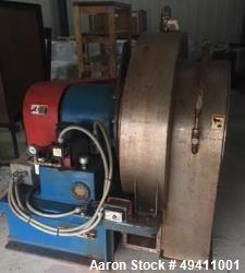 Used- Siebtechnik Screening Centrifuge, Model H-520 Conturbex.e