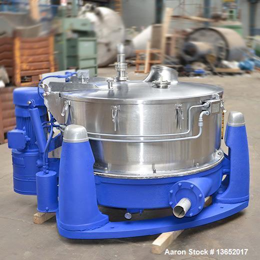 Used- Comi Condor Basket Centrifuge