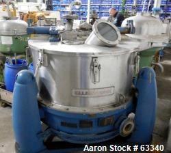 Used- Heine/Ellerwerk Perforated Basket Centrifuge