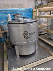 Unused - North Star Engineering Products (NSEP) Explosion Proof Electric Basket