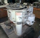 Used- Ametek/Tolhurst Perforated Basket Centrifuge