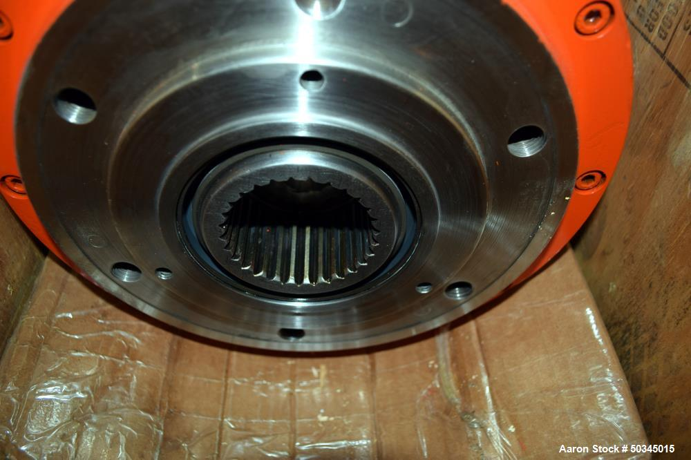 Used- Alfa Laval 3.5 KnM Centrifuge Gearbox.