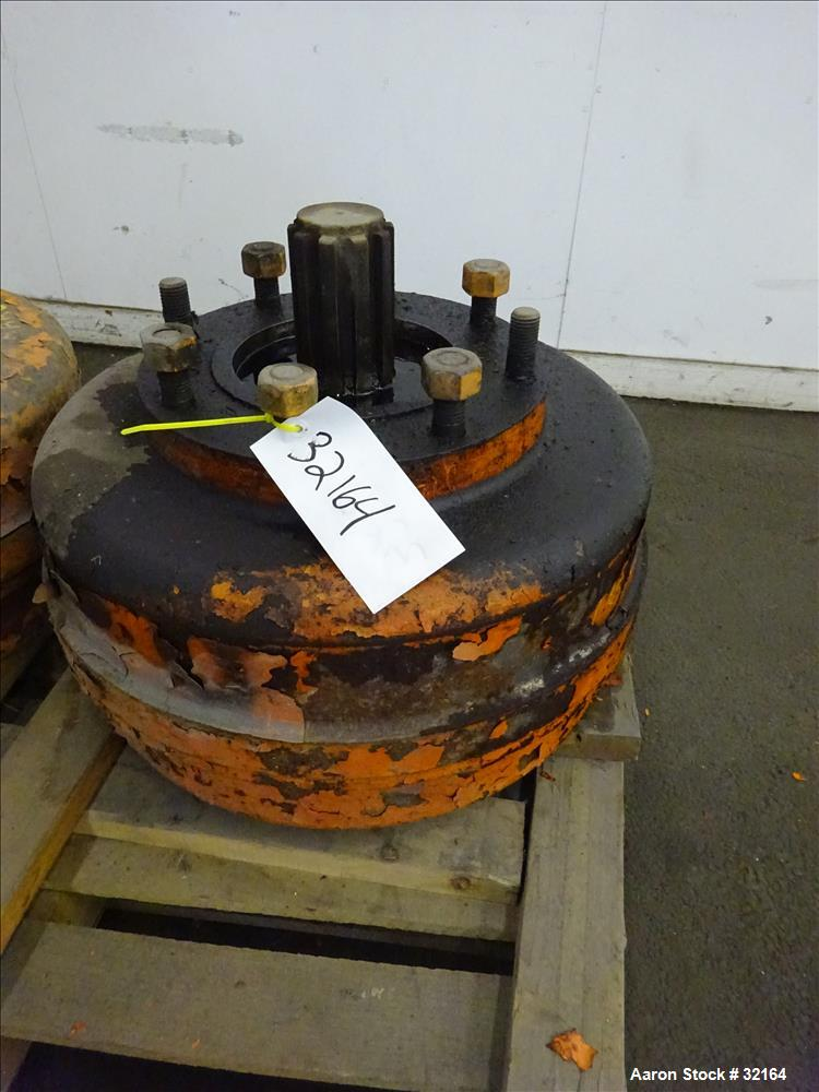 Used- Bird SA-70 Decanter Centrifuge Gearbox