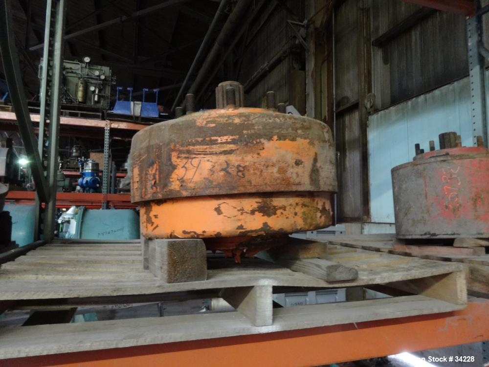 Used- Bird Decanter Centrifuge Gearbox