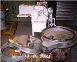 Used- Sharples P-5400 Decanter Centrifuge Parts