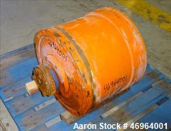 Used- Sharples Super-D-Canter Centrifuge M220 Gearbox, 95:1 Ratio.