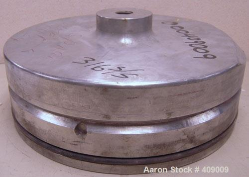 Used- Stainless Steel Sharples Super-D-Canter Centrifuge Feed Accelerator