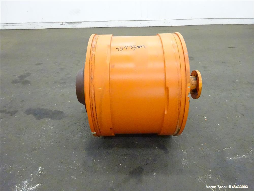 Used- Sharples P180 Super-D-Canter Centrifuge Gearbox, 47:1 ratio