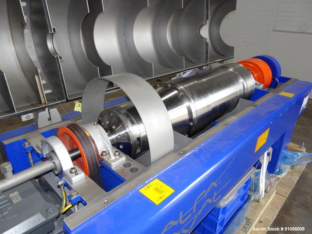 Unused- Alfa Laval Aldec-20 Solid Bowl Decanter Centrifuge