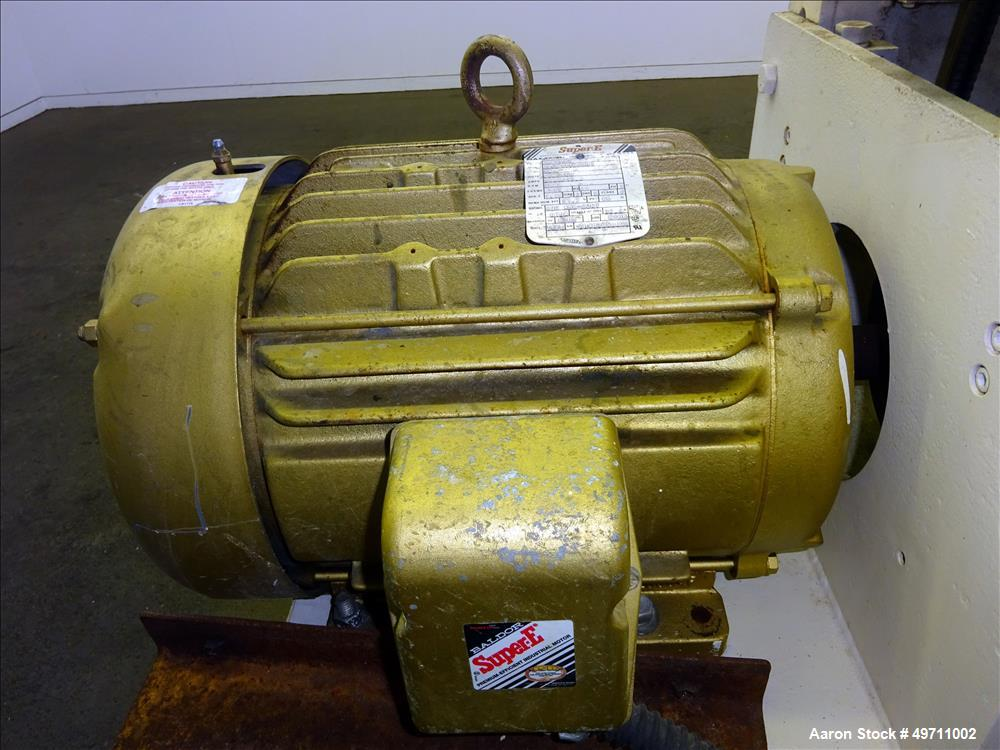 Used- Alfa Laval 314 Decanter Centrifuge. 316 Stainless steel construction (prod