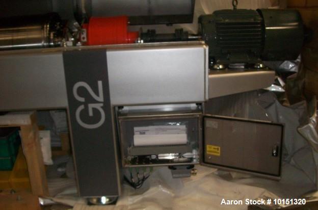 Unused- Alfa Laval ALDEC G2-45 Solid Bowl Decanter Centrifuge