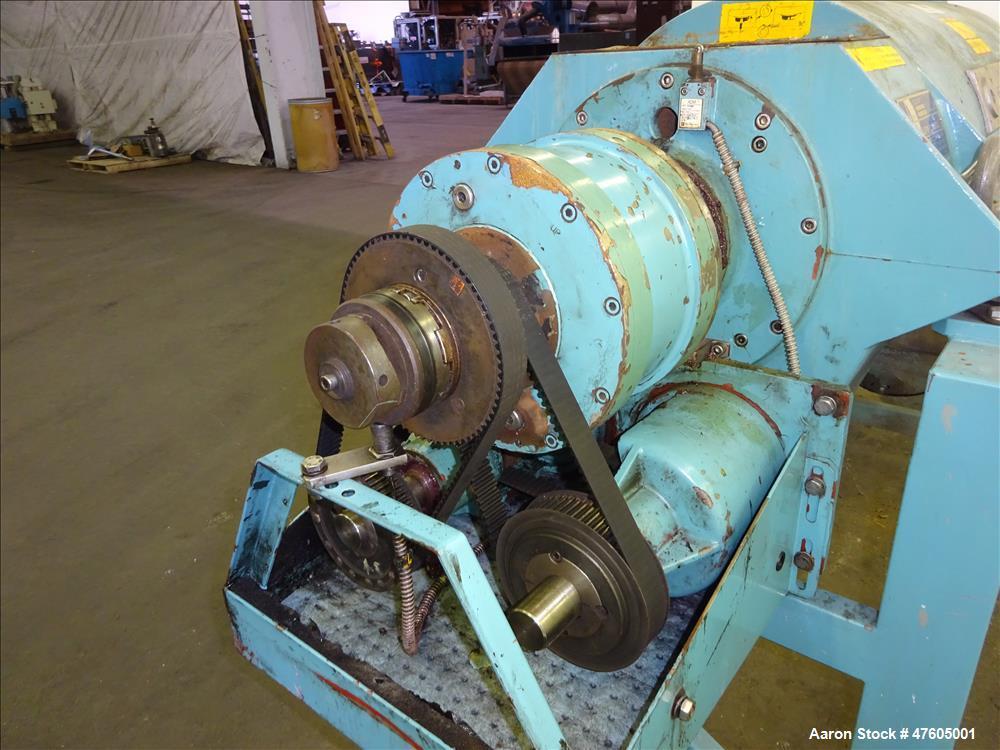 Used- Alfa Laval AVNX-716B-31G Solid Bowl Decanter Centrifuge.
