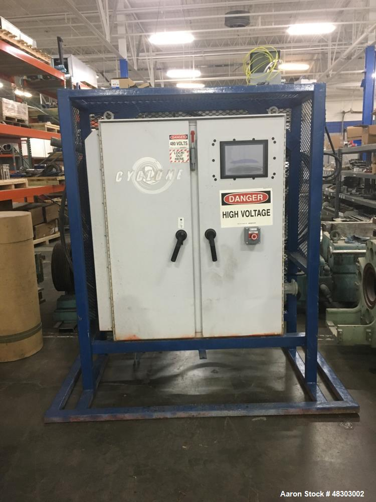 """Used-  Alfa Laval DMNX-418 """"Drilling Mud"""" Solid Bowl Decanter Centrifuge Skid"""