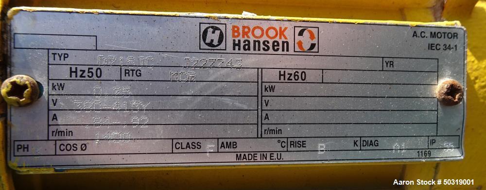 Used- Alfa Laval / Sharples DSNX 4250 (PM36000) Super-D-Canter Centrifuge