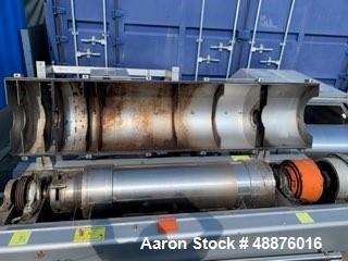 Used- Alfa Laval Solid Bowl Decanter Centrifuge