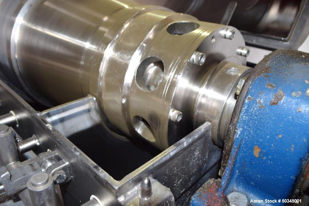 """Used- Alfa Laval NX-414 """"Semi-Sanitary"""" Decanter Centrifuge"""