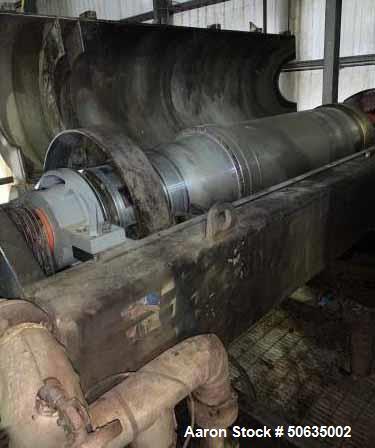 Used- Alfa Laval NX-944 Solid Bowl Decanter Centrifuge