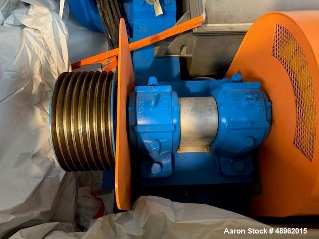 Unused- Andritz Separation SB 7700 Screen Bowl Decanter Centrifuge.