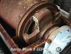 Used- Bird 24 x 86 Solid Bowl Decanter Centrifuge, Carbon Steel. Maximum bowl speed 2250 rpm, left hand design, cyl/10/3 deg...