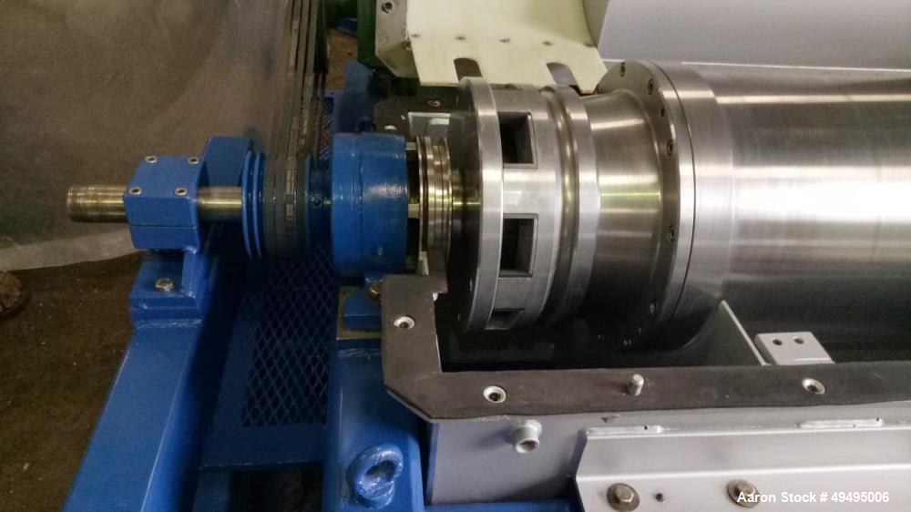 Used- Brandt Mud Oil Decanter Centrifuge