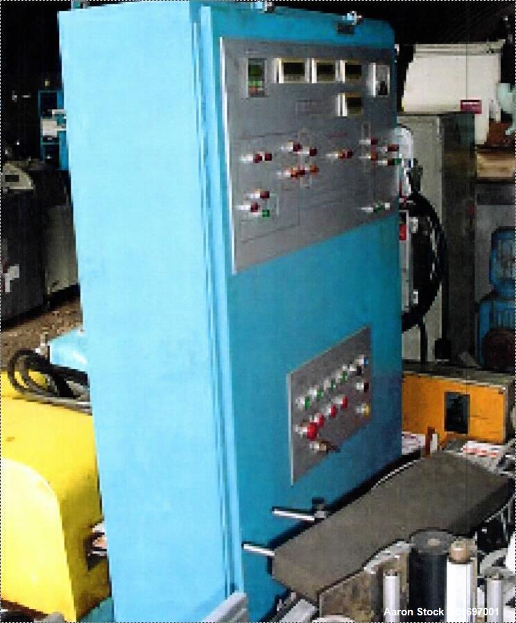 "Used-Flottweg Z3 Bird Decanter Centrifuge; Model 1350; 30 HP Duplex Stainless Steel Bowl, 316 Stainless Conveyor; 56"" x 92"" ..."
