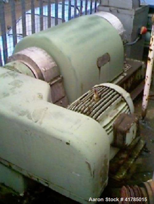 Used-Flottweg Z3L Solid Bowl Decanter Centrifuge