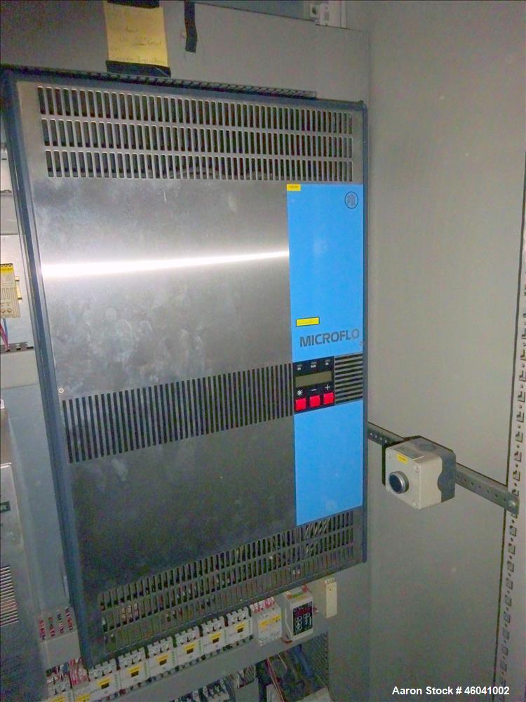 Used Flottweg Z4D/4-454 Solid Bowl Decanter Centrifuge