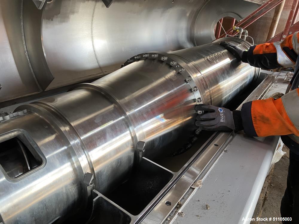 Unused - Flottweg Z4E/4-901g Solid Bowl Decanter Centrifuge