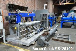 Used- Alfa Laval Aldec Waste Water Decanter Centrifuge
