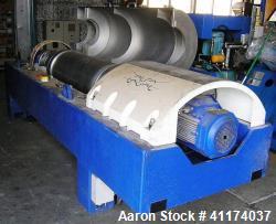 Used-Alfa Laval Solid Bowl Decanter Centrifuge, Model CBDNX 438B-31G