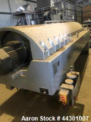 Used- Alfa Laval Foodec 600 Solid Bowl Decanter Centrifuge