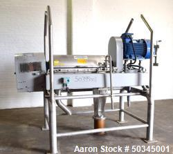"Used- Alfa Laval NX-414 ""Semi-Sanitary"" Decanter Centrifuge"