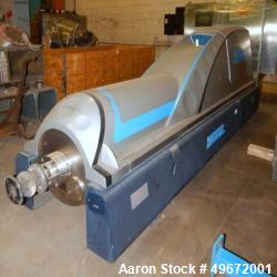 Used- Andritz Decanter Centrifuge