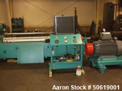 Used- Sharples Super-D-Canter DS-706 Centrifuge