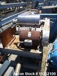Used- Sharples Super-D-Canter Centrifuge. Model P-1000