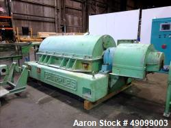 Used- Sharples P-5000 Super D-Canter Centrifuge