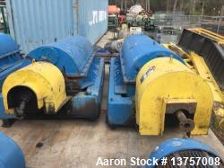 Used- Sharples P-5400 Super-D-Canter Centrifuge.
