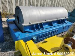 Unused- Sharples P-5400 Super-D-Canter Centrifuge